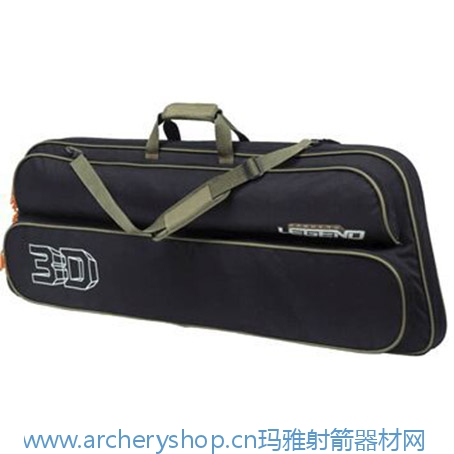 Legend Compound Bow Case 3D