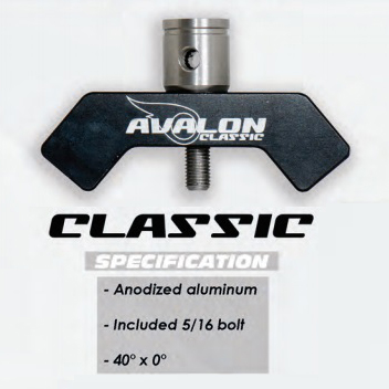 Avalon Classic V-BAR