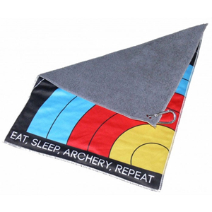 Socx Towel Eat Sleep Archery毛巾